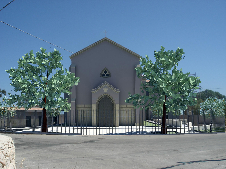 Chiesa SS Maria ausiliatrice di tutte le grazie in Siracusa