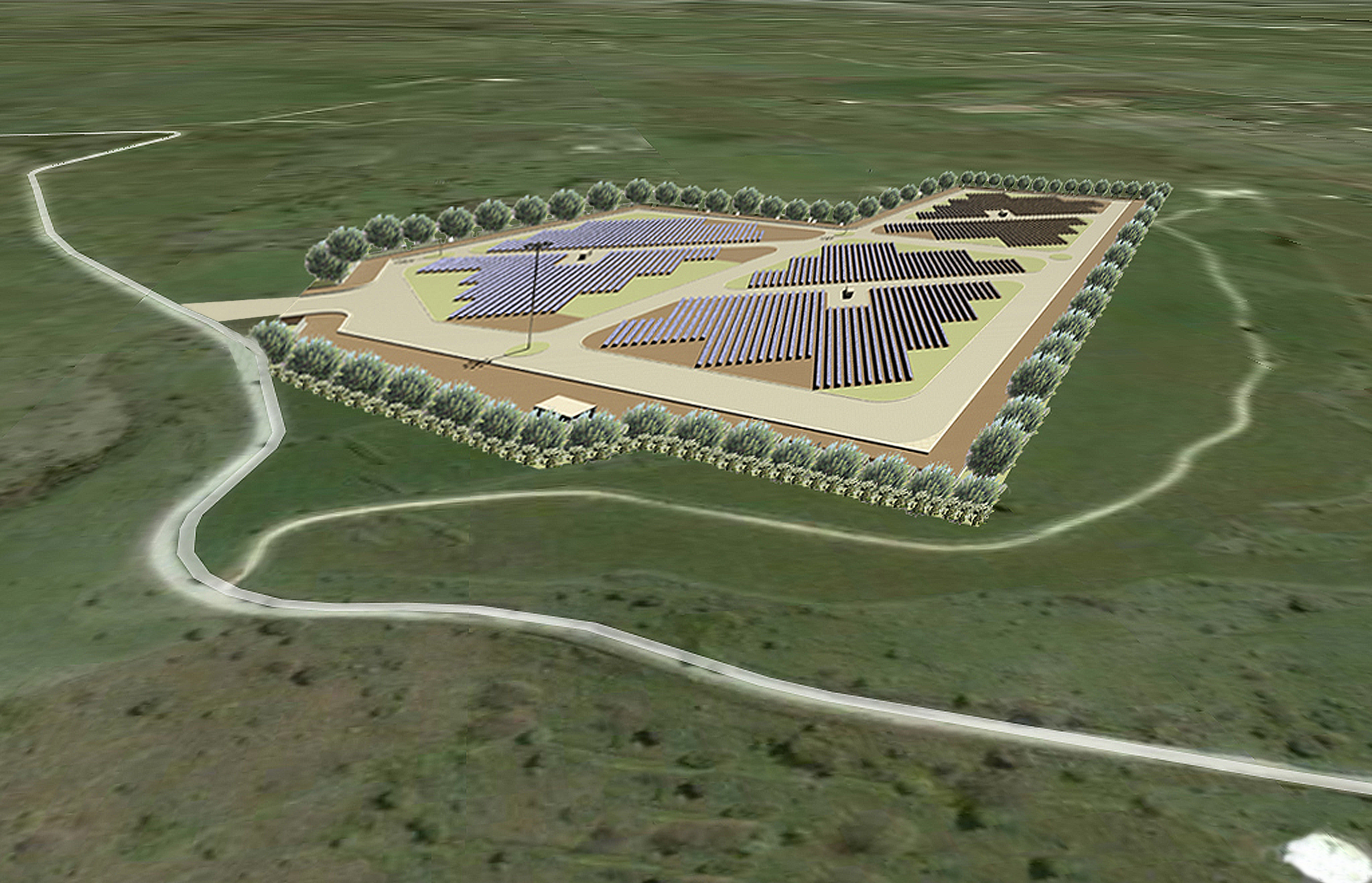 Parco fotovoltaico Melilli