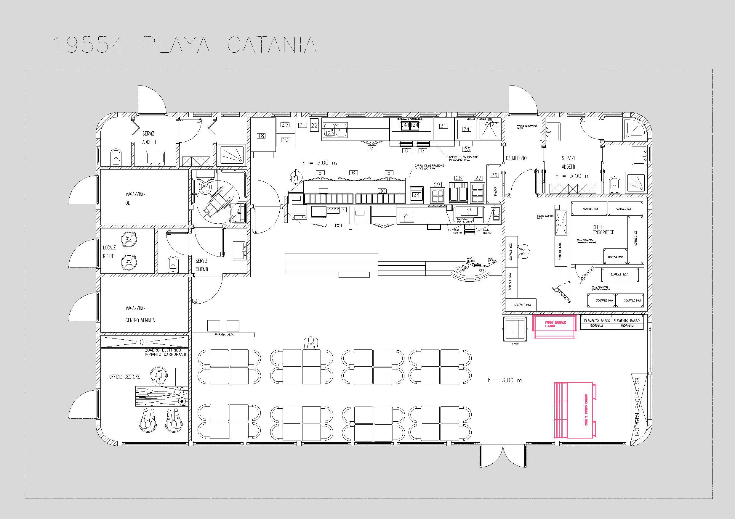 ENI – Progetto Corner Shop – Playa Catania