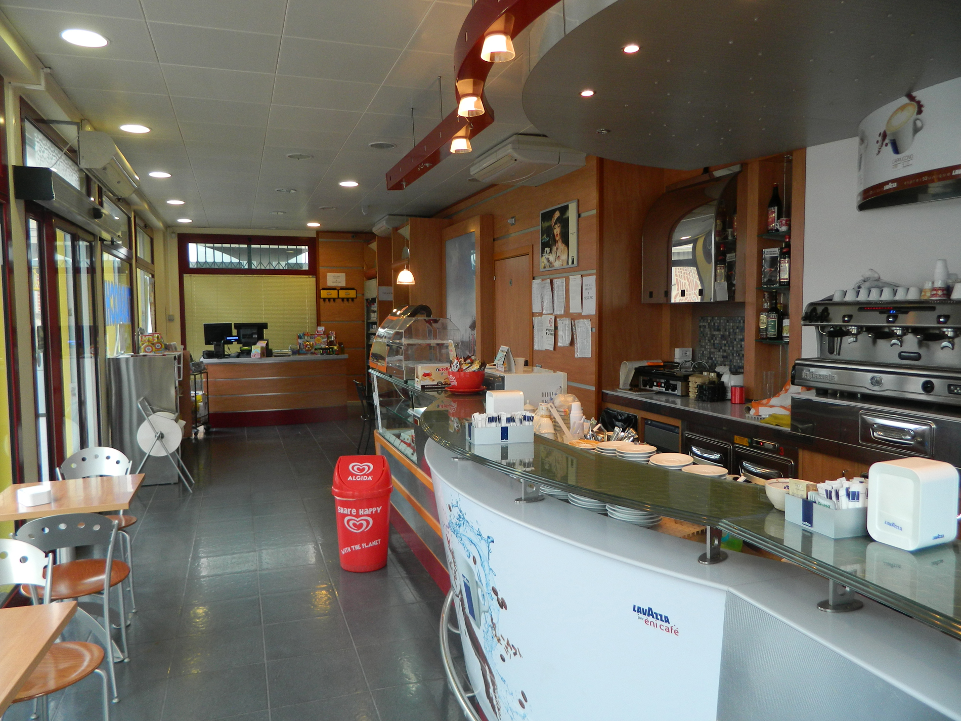 ENI – Progetto Corner Shop – Siracusa – Viale Epipoli