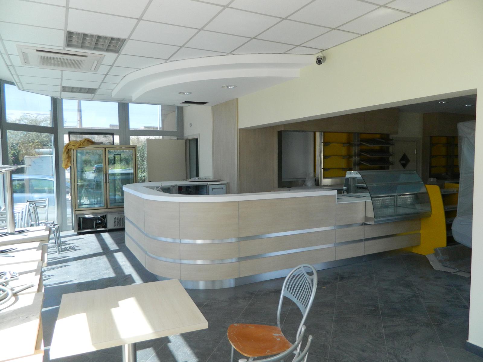 ENI – Progetto Corner Shop – Misterbianco