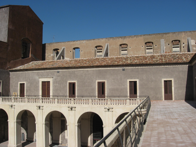 Palazzo Platamone in Catania