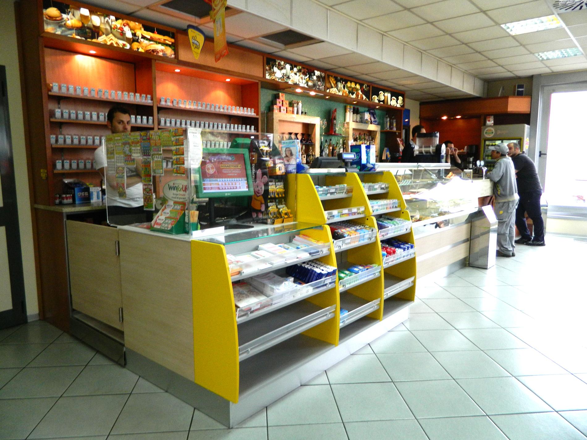ENI – Progetto Corner Shop – Mascalucia