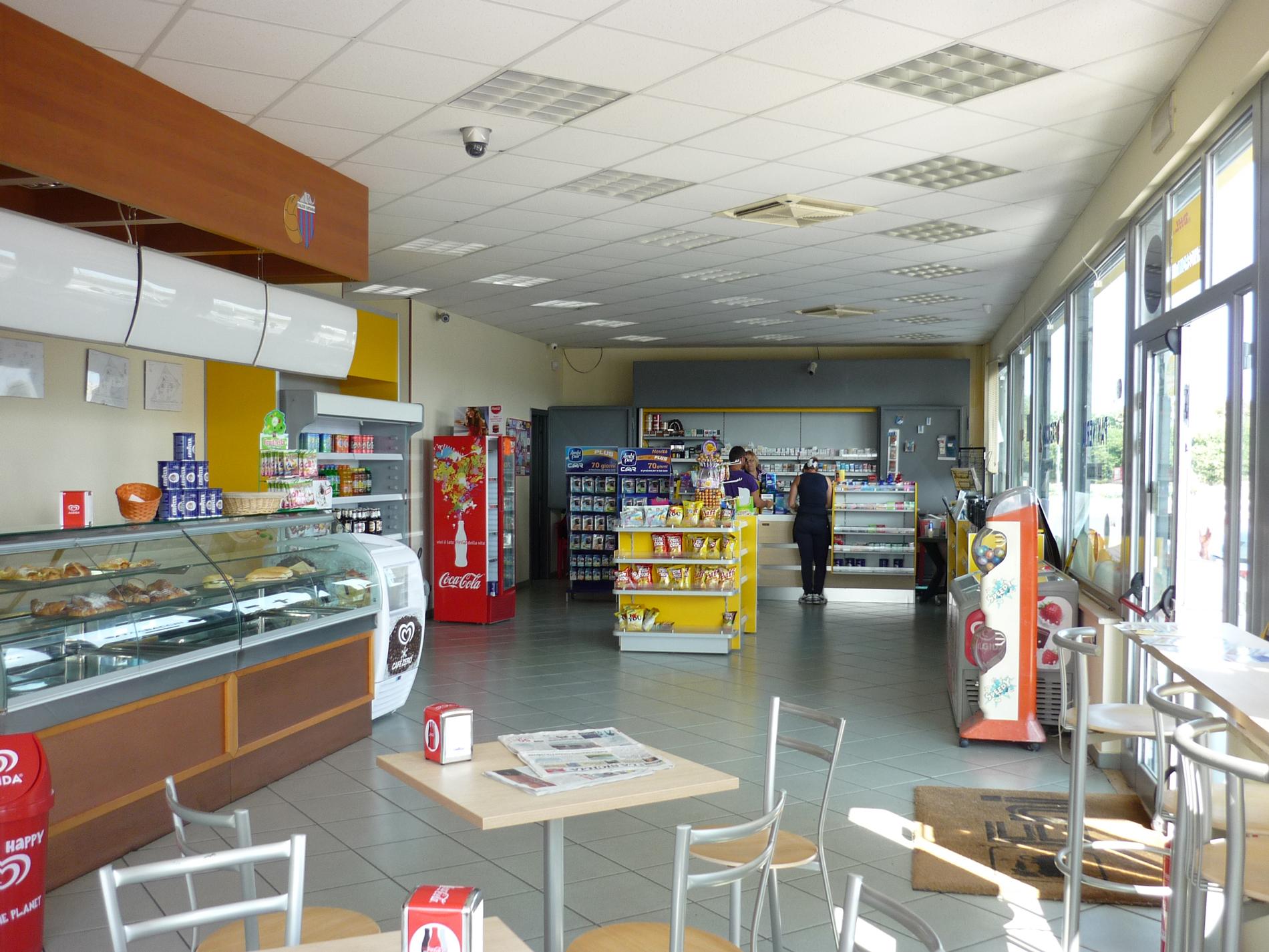 ENI – Progetto Corner Shop – Augusta