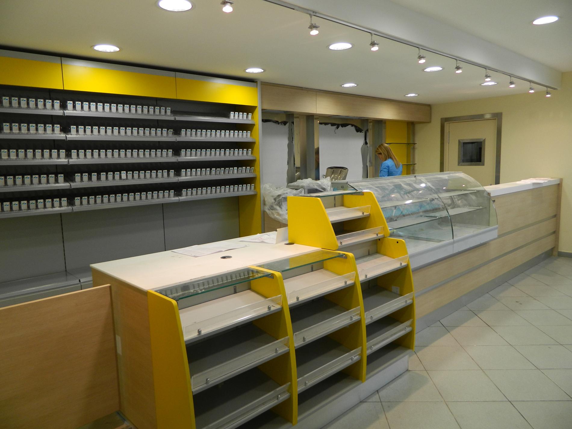 ENI – Progetto Corner Shop – Paternò